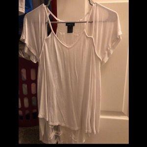 Rue 21 short sleeve blouse